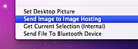 Send Image to Image Hosting