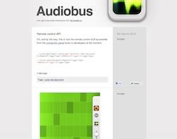 Audiobus tumblr